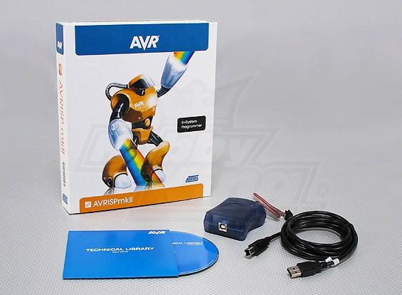 ATMEL AVRISP MKII USB ISP/PDI (Genuine)