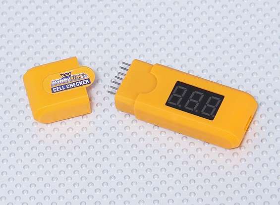 HobbyKing Cell Key - 6s Lipoly Cell checker