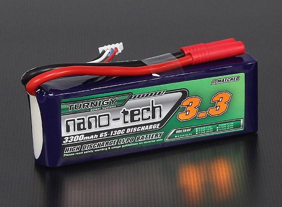 Turnigy nano-tech 3300mah 3S 65~130C Lipo Pack