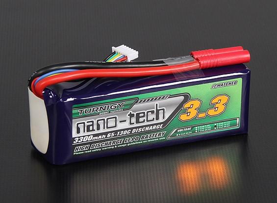 Turnigy nano-tech 3300mah 5S 65~130C Lipo Pack