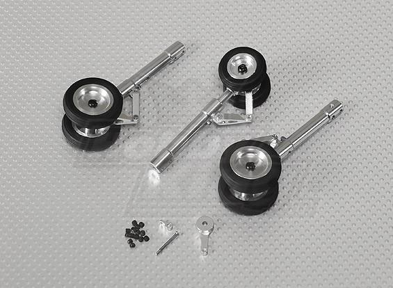 Trailing Link Oleo Leg Set 3mm Pin (Trike)