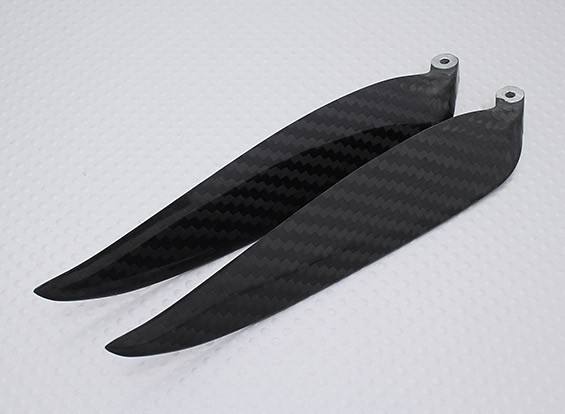Folding Carbon Fiber Propeller 13x6.5 (1pc)