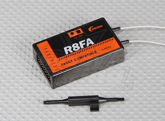 Corona R8FA 2.4Ghz Fasst Compatible Reciver