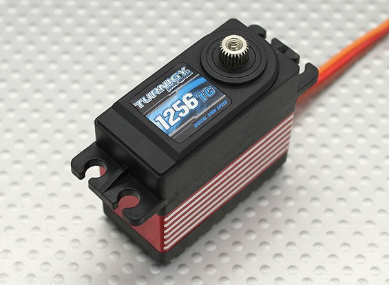 Turnigy 1256TG Digital Titanium Gear Servo 8.5kg/.08sec/57g