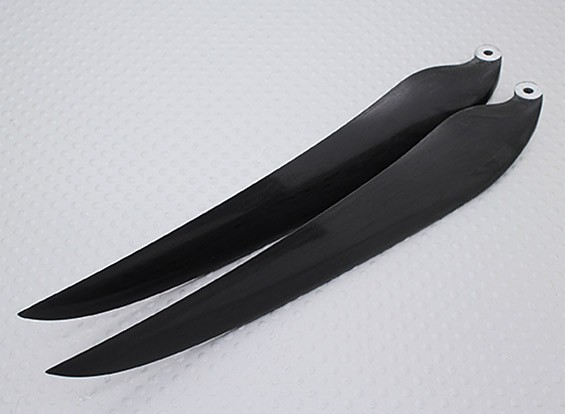 Folding Carbon Infused Propeller 14x9.5 Black (CCW) (1pc)