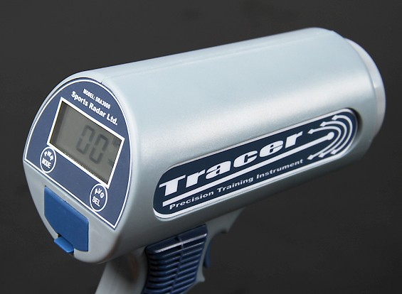 LCD Radar Speed Gun 5 - 199 Mph/Kph SRA3000