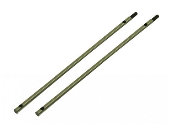 Gaui 100 & 200 Size Main Shafts Pack 3x89mm (203222)