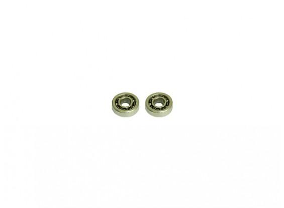 Gaui 100 & 200 Size Bearing 1.4x4x1.35 2pcs (203250)
