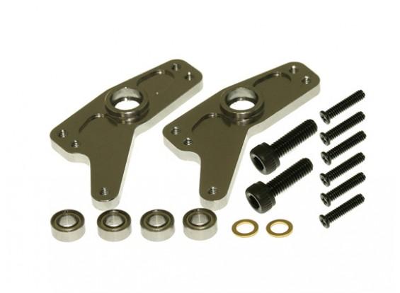 Gaui 425 & 550 CNC Pitch & Roll Arm Set