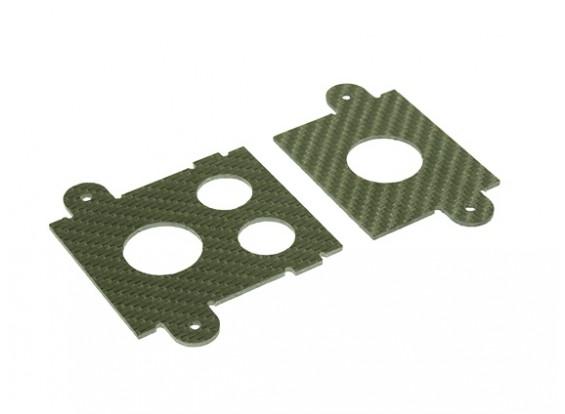 Gaui 425 & 550 H550 CF Bottom Plates