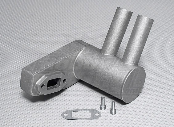 Pitts Muffler for 50cc~56cc gas engine