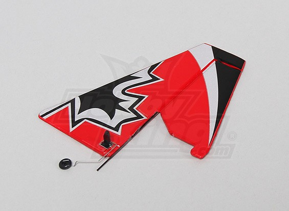 Edge 540 V3 Micro - Replacement Vertical Wing