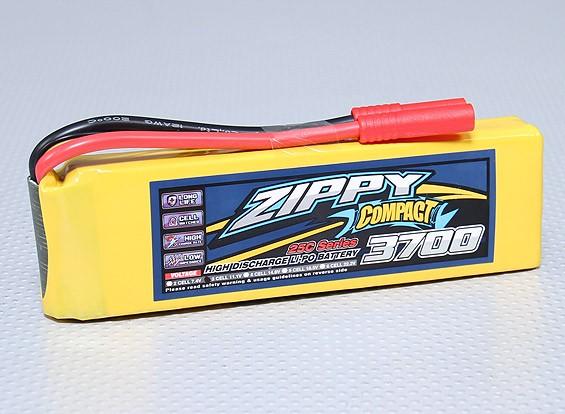 ZIPPY Compact 3700mAh 3S 25C Lipo Pack