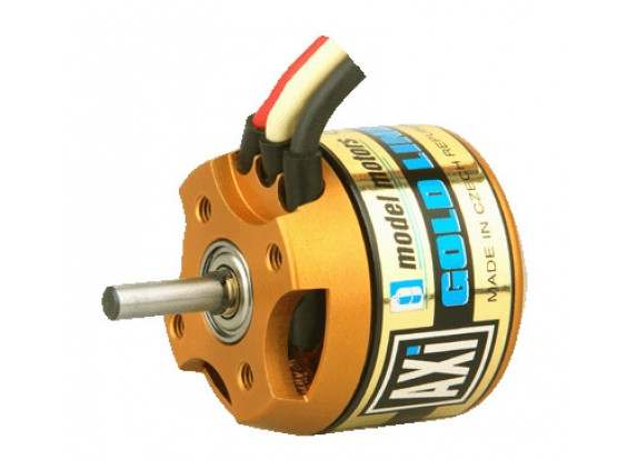 AXi 2212/20 GOLD LINE Brushless Motor