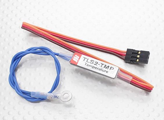JR TLS2-TMP Telemetry Temperature Sensor for XG Series 2.4GHz DMSS Transmitters