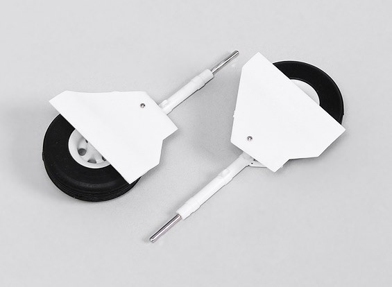 Durafly™ T-28 1100mm (1pair) Main Landing Gear Set