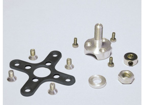 RMS Radial Mount Set for AXi2820/26 Motors
