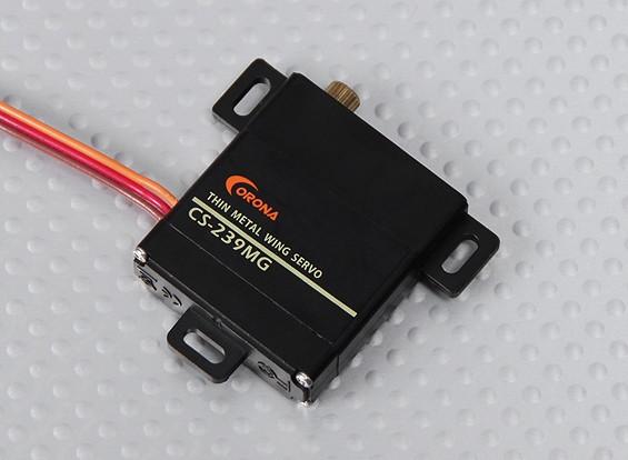 Corona CS-239MG Slim-Wing Analog Servo 4.6kg / 0.14sec / 22g