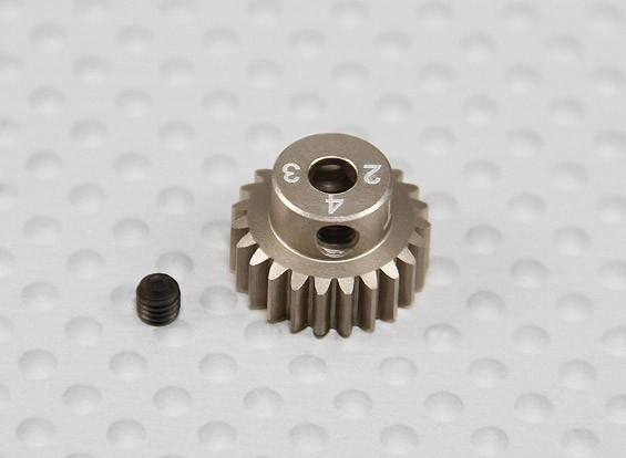 23T/3.175mm 48 Pitch Steel Pinion Gear
