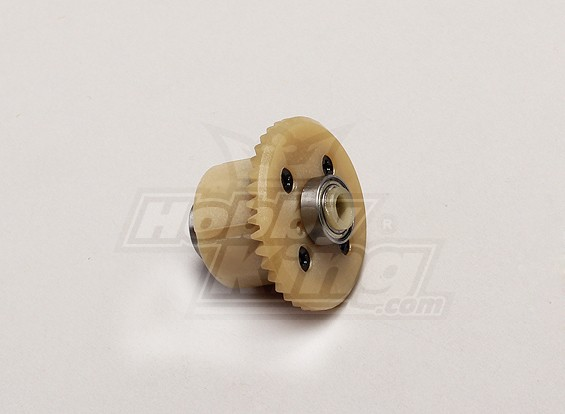 Diff Main Gear w/Bearings - 1/18 4WD RTR On-Road Drift/Short Course