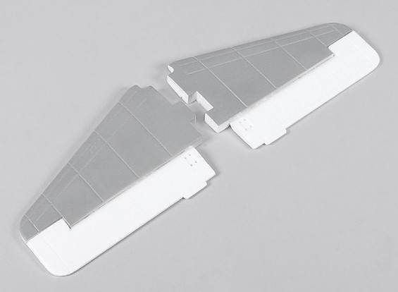 Durafly™ 1100mm A1 Skyraider - Replacement Horizontal Stabilizer