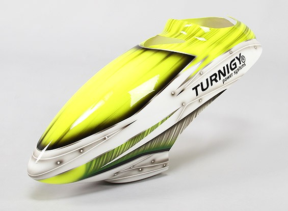 Turnigy High-End Fiberglass Canopy for Logo 600
