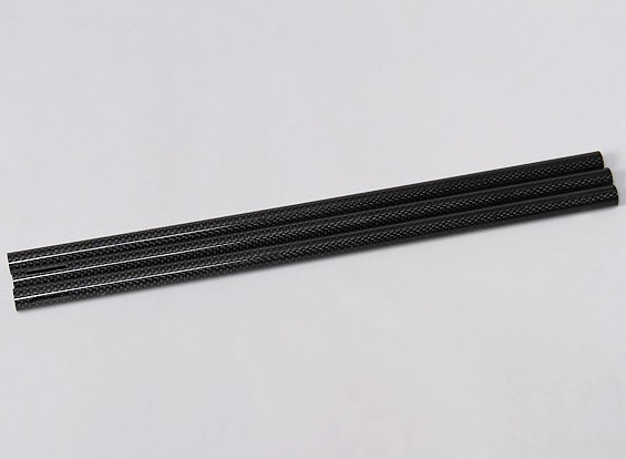 Turnigy Talon Tricopter (V1.0) - Extended Carbon Fibre Boom (380mm) (3pcs)