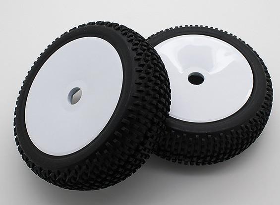 1/8  Off-road Buggy Wheel/Tire 17mm Hex (2pcs/bag)