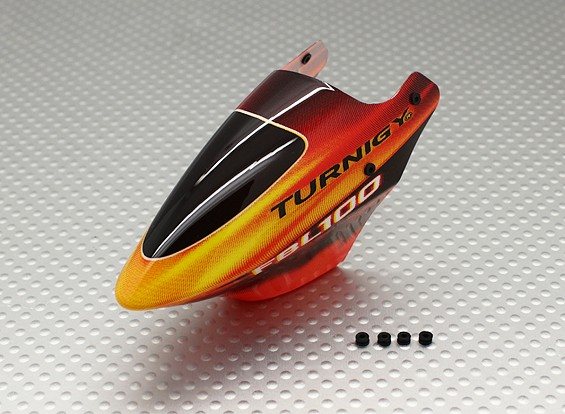 Turnigy FBL100 Canopy w/Rubber Grommets