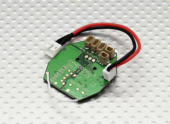 Turnigy FBL100 RX/ESC/Gyro Main Board