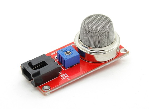 Kingduino MQ-2 Gas Sensor, Smoke, Methane, Butane Detection