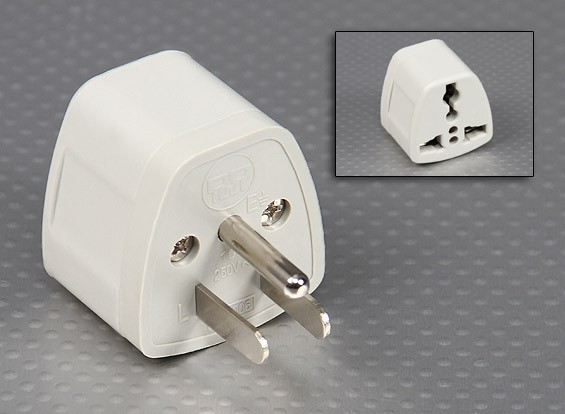 US Standards NEMA 5 Multi-Standard Sockets Adaptor