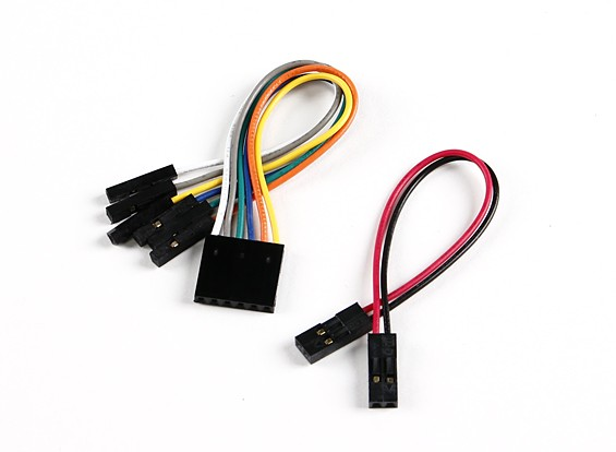 Extension Cables Set  - Flight Controller To Receiver