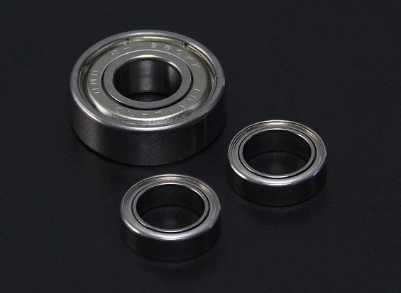 Turnigy Aerodrive SK3 6354 Series Replacement Ball Bearing Set (3pcs/bag)