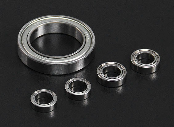 Turnigy Aerodrive SK3 6364/6374 Series Replacement Ball Bearing Set (5pcs/bag)