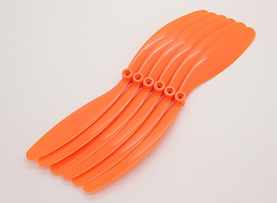 GWS EP Propeller (RD-9070 228x178mm) orange (6pcs/set)