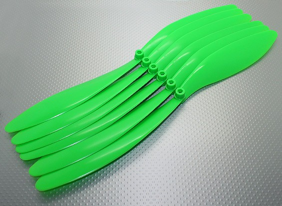 GWS EP Propeller (RD-1470 356x178mm) green (6pc/pack)