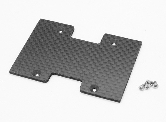 KDS Innova 600, 700 CF Receiver Mounting Plate 600-44TS