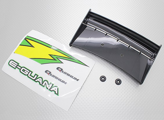 Rear Wing w/Decal - A2033