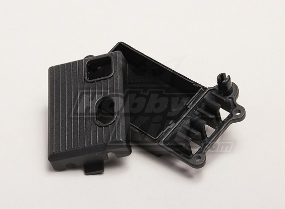 Receiver Cover Upper/Lower - Turnigy Trailblazer 1/8, XB and XT 1/5