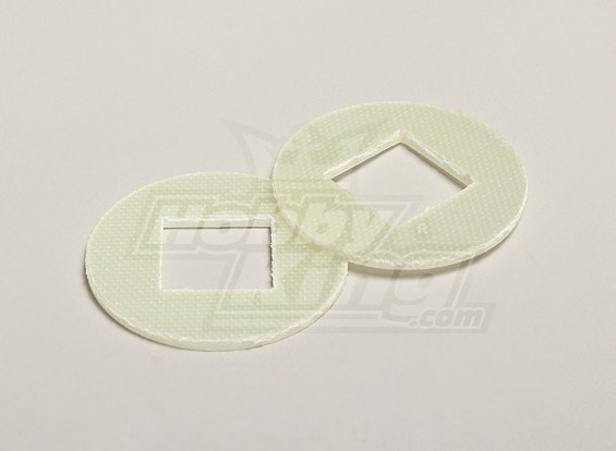 Brake Disc (2pcs) - Turnigy Twister 1/5