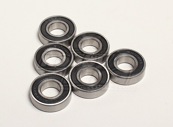 Bearing 10*22*6 (6pcs) - Turnigy Titan 1/5 and Thunder 1/5
