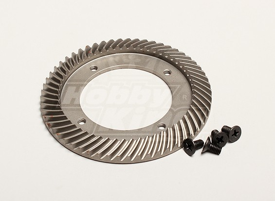 Nutech Center Diff. Bevel Gear (57T) - Turnigy Titan 1/5 and Thunder 1/5