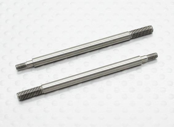 Front Shock Central Shaft (2pcs) - A3015