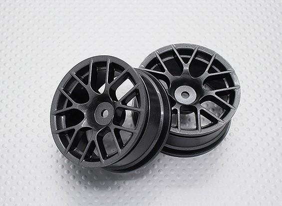 1:10 Scale High Quality Touring / Drift Wheels RC Car 12mm Hex (2pc) CR-CHM