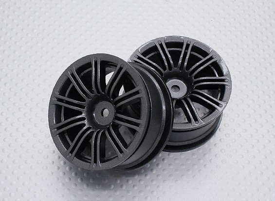 1:10 Scale High Quality Touring / Drift Wheels RC Car 12mm Hex (2pc) CR-M3M