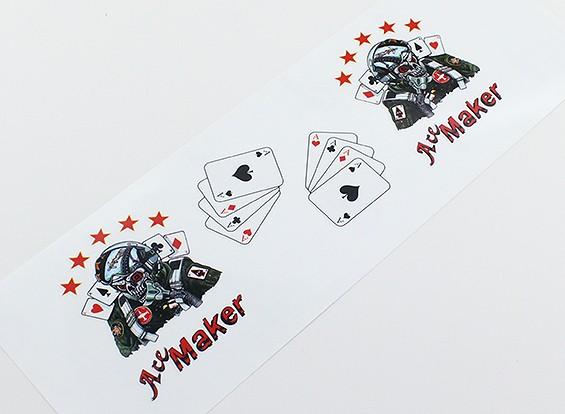 """Nose Art - """"Ace Maker"""" L/R Handed"""