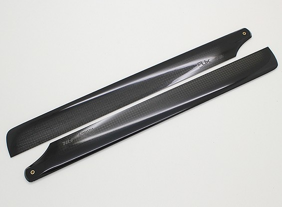325mm Flybarless High Quality Carbon Fiber Main Blades