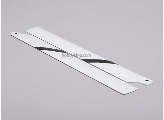 325mm Fibreglass Main Blade (1pair)