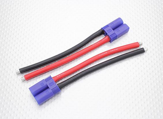 EC5 plug Male 10awg 10cm (2pcs/bag)